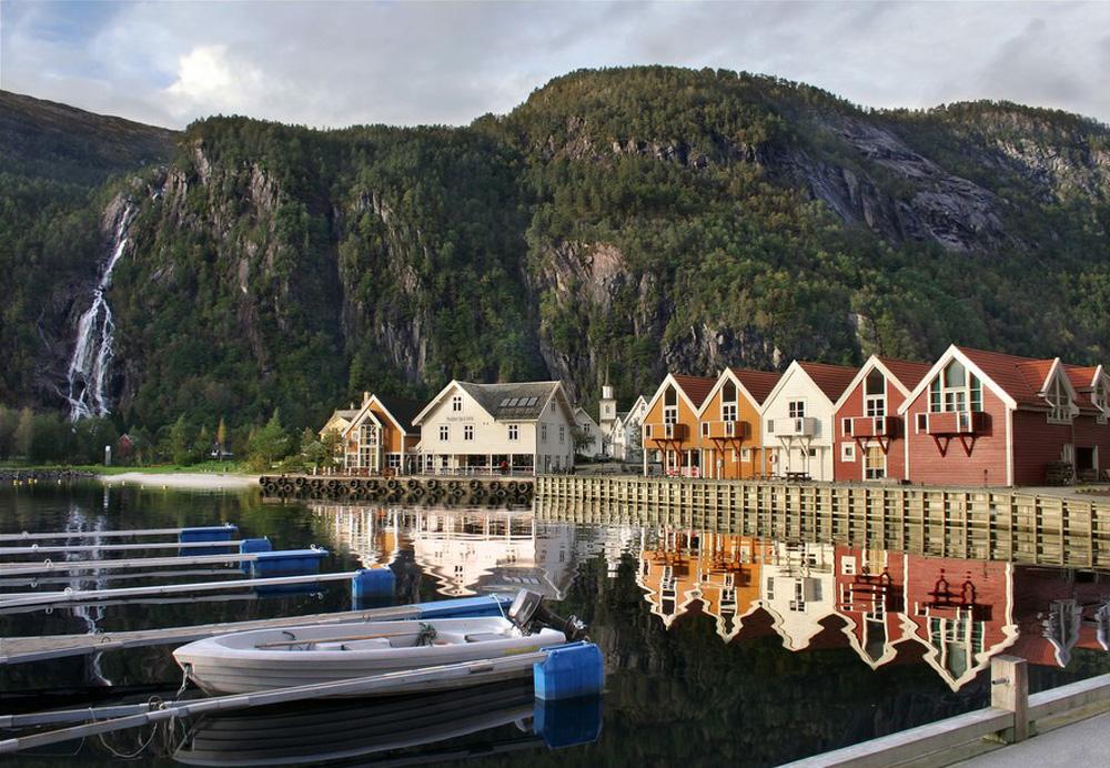 Тур Норвегия, туры в Норвегию, отдых в Норвегии, карта ...